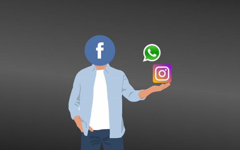 Imagem de Facebook vai mudar o nome do WhatsApp e do Instagram