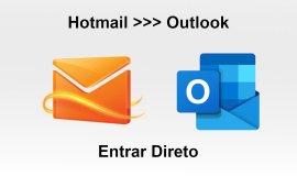 Imagem de Entrar direto na caixa de entrada do Hotmail (Outlook)