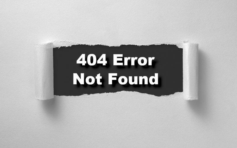 Imagem de O que é Erro 404