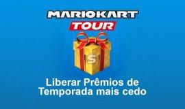 Imagem de Como liberar caixas de premio de temporada mais cedo em Mario Kart Tour