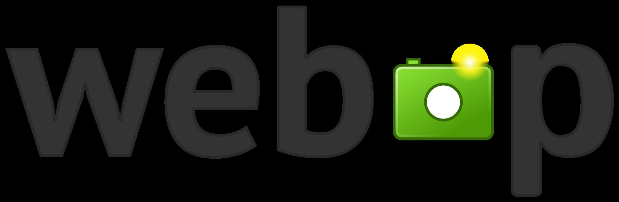 webp logo png