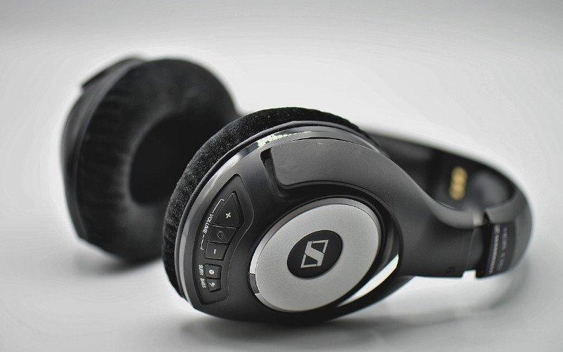 Imagem de exemplo de Headphone sem fio