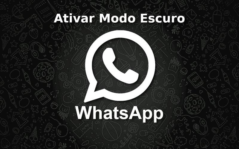 Imagem de Como ativar o modo escuro no WhatsApp de forma oficial