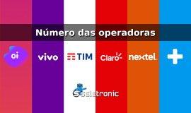 Imagem de Números de Contato das principais operadoras do Brasil