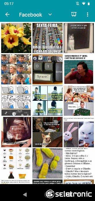 Salvar imagem ou foto do Facebook parte 5