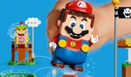 Imagem de Nintendo e Lego? Parceria trás Lego Super Mario