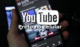 Imagem de Como Ativar tema escuro do Youtube no Celular ou Tablet (Modo Noturno)