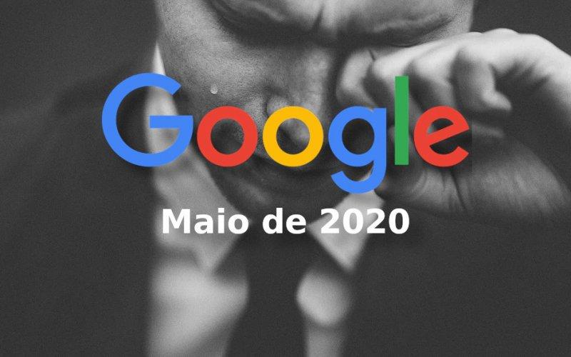 Imagem de Visitas do site caíram? Atualização Maio 2020 da Google afetou muitos sites