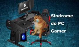Imagem de O que é síndrome do PC gamer?