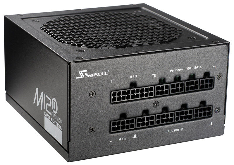 Seasonic M12II Evo - 620W - full-modular