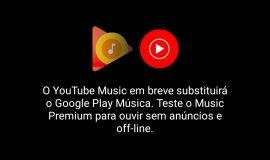 Imagem de Google Play Musica será desativado em breve