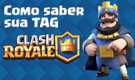Imagem de Como saber minha TAG do Clash Royale – Tutorial