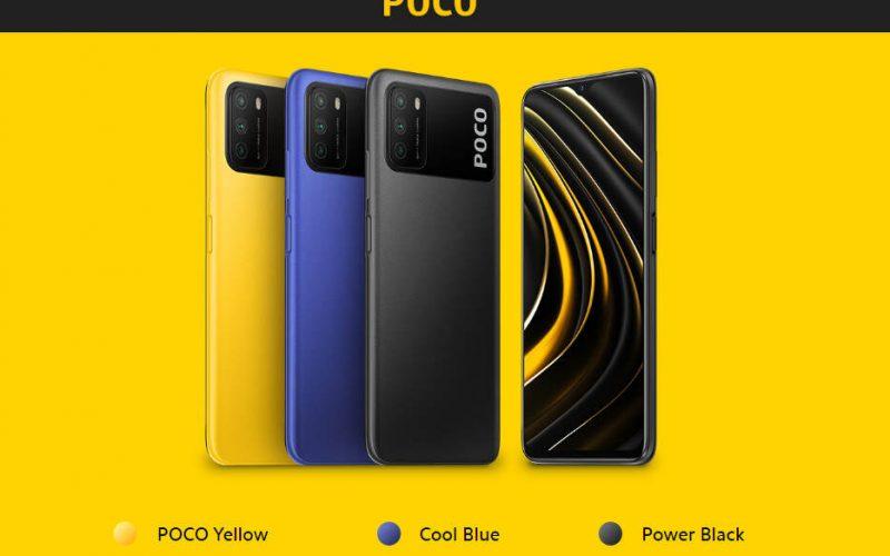 Imagem de Xiaomi Poco M3 teve queda de preço Absurda e ainda tem Cupom de desconto
