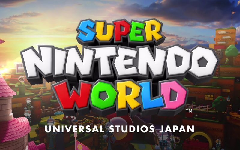 Imagem de Super Nintendo World – Parque da Nintendo abre em Fevereiro de 2021