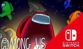 Imagem de Among Us é lançado oficialmente para Nintendo Switch