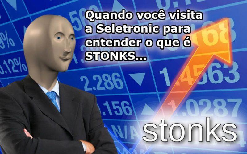 Imagem de O que é Stonks? Entenda o Meme e como usar!