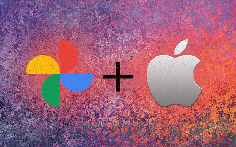 Imagem de Tem Google Fotos no iPhone?