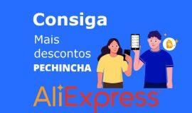Imagem de Como conseguir mais desconto no Aliexpress Pechincha