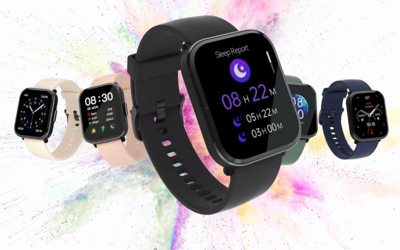 Imagem de Lançamento do Smartwatch Mibro Color – Bom barato e com cupom de desconto