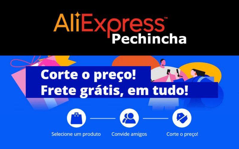 Imagem de Pechincha AliExpress: Compre produtos com 99% de desconto