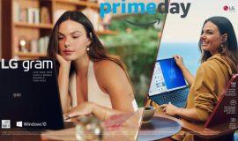 Imagem de Amazon Prime Day: Lançamento exclusivo do Notebook LG Gram com Intel Core i7