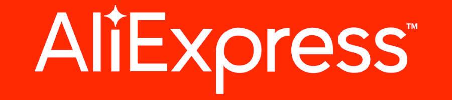 Sites de compra da china - AliExpress logo