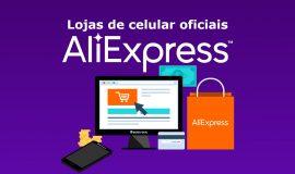 Imagem de Lojas seguras ou oficiais para comprar celular no AliExpress