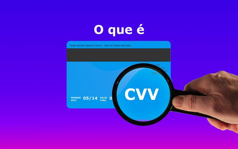 Imagem de O que é CVV do cartão de crédito?
