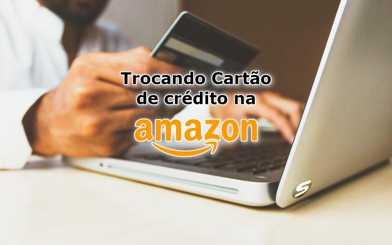 Imagem de Como mudar o cartão de crédito na Amazon