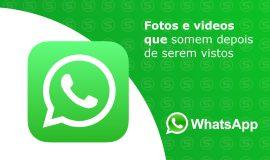 """Imagem de WhatsApp Beta ganha recurso """"Ver uma vez"""" para fotos e vídeos no iPhone"""