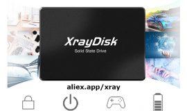 Imagem de SSDs XrayDisk estarão com desconto e Cupom na Super Semana das Marcas AliExpress