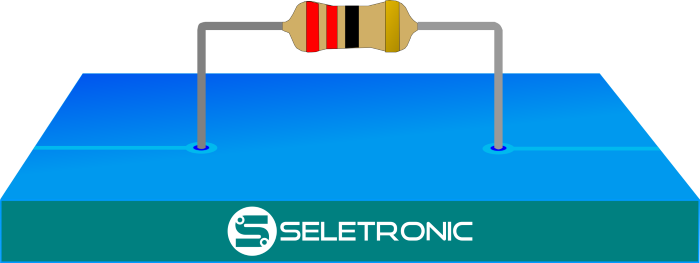 Resistor 4 faixas