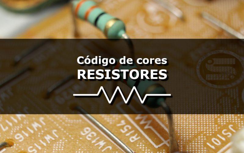 Imagem de Código de Cores Para Resistores