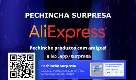 Imagem de AliExpress: Pechincha Surpresa? O que é como participar!
