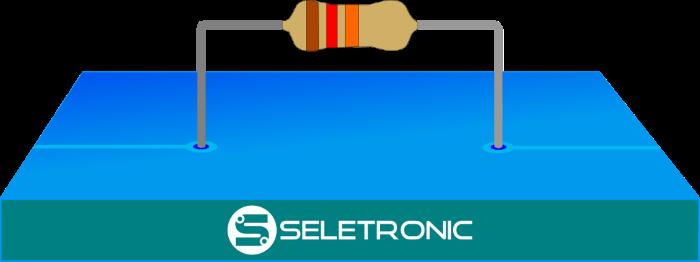 Resistor 3 faixas