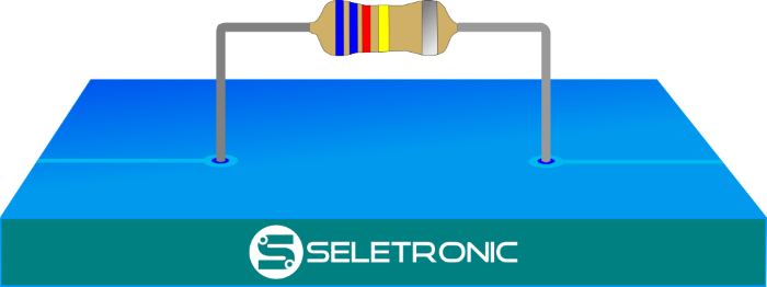 Resistor 5 faixas