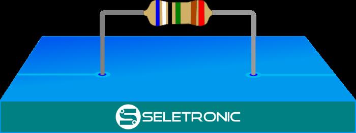 Resistor 6 faixas