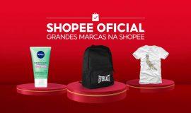Imagem de Shopee Agora tem página oficial de Grandes Marcas