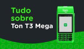 Imagem de Stone Ton T3 Mega: É boa para seu negócio? Saiba tudo sobre a maquininha