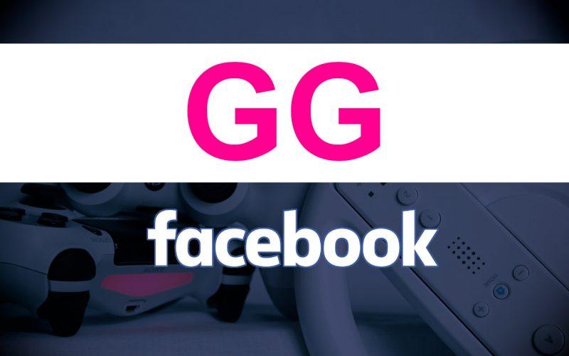 Imagem de O que é GG no Facebook?