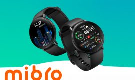 Imagem de Confira lançamento do Smartwatch Mibro Lite com desconto no AliExpress