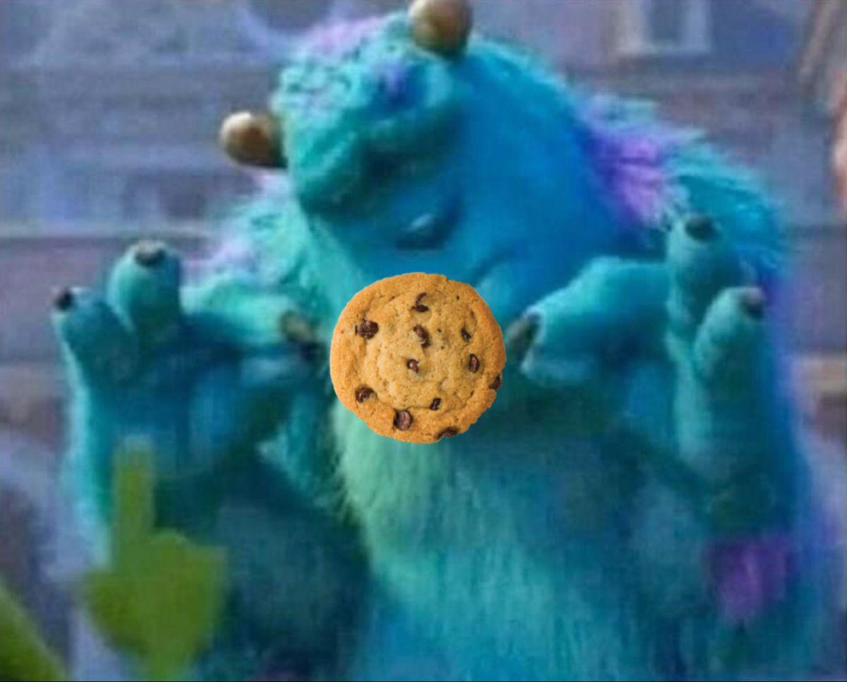 monstros s.a biscoito meme
