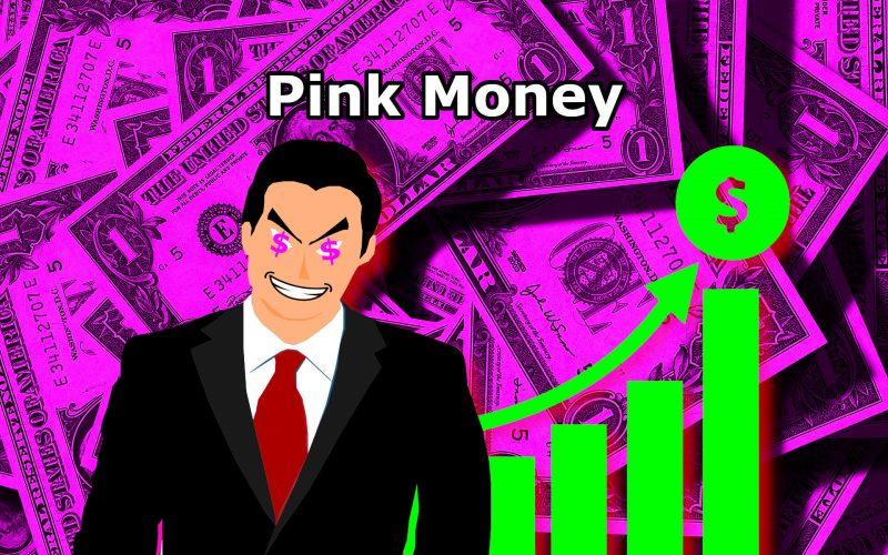 Imagem de O que é pink money?