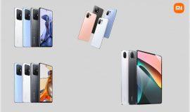 Imagem de Xiaomi faz 4 laçamentos hoje: Mi 11T Pro – Mi 11T – Mi 11 Lite NE – Xiaomi Pad 5 – Confira detalhes e preço promocional
