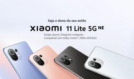 Imagem de Xiaomi Mi 11 Lite 5G NE – Lançamento oficial com preço reduzido no AliExpress