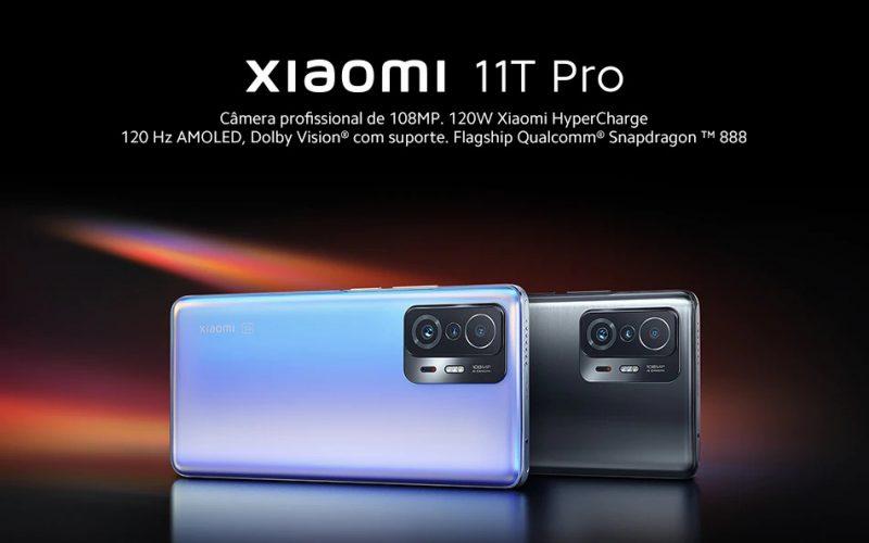 Imagem de Xiaomi Mi 11T Pro – Lançamento oficial com preço reduzido no AliExpress