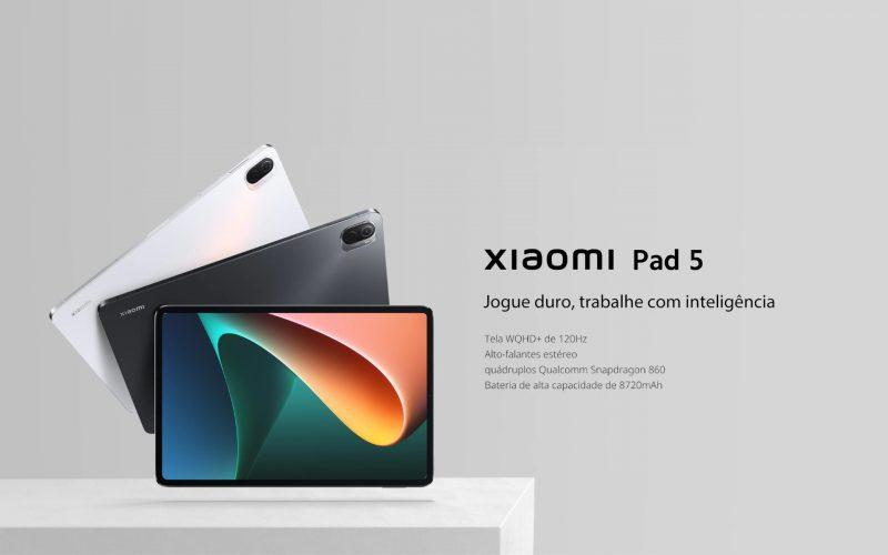 Imagem de Xiaomi Pad 5 – Lançamento oficial com preço reduzido no AliExpress